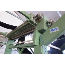 DOUBLING AND PLAITING MACHINE