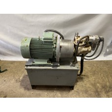 TURNING STATION HYDRAULIC POWER PACK