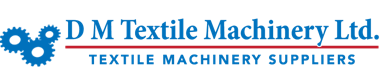 DM Textile Machinery Logo